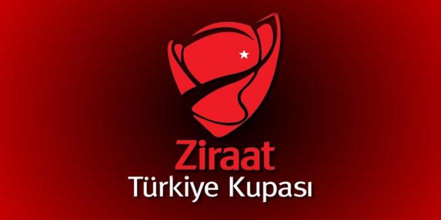 Ziraat Türkiye Kupası'nda 4. Tur Maçları Başlıyor