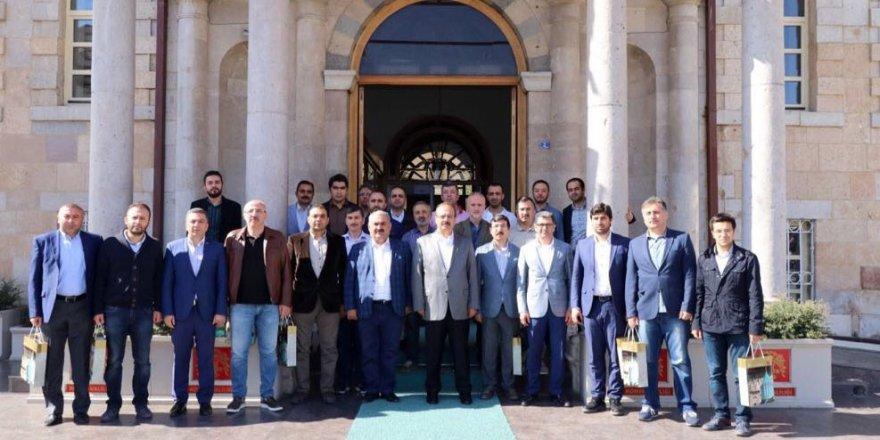 EYAD Yöneticileri Konya'da bir araya geldi