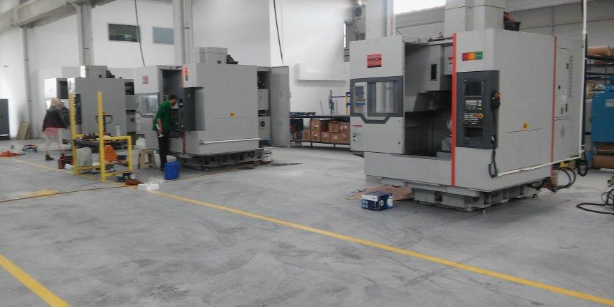 Kayyum Atanan Şirketten Kaçırılan Makineler Ele Geçirildi