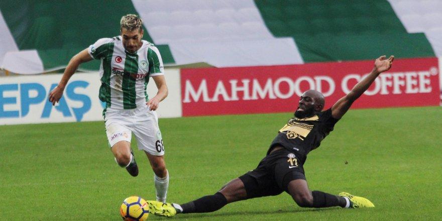 "Atiker Konyaspor ""NEFES"" aldı: 1-0"
