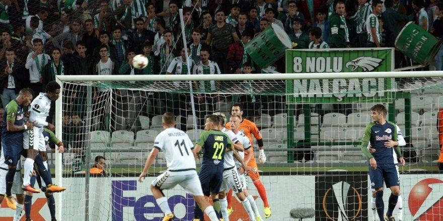 Konyaspor'un iki günlük maçı