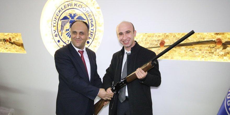Beyşehir'de Silah Sanayisi Gelişiyor