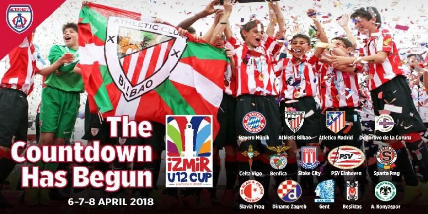 Yeniden İzmir Cup'ta