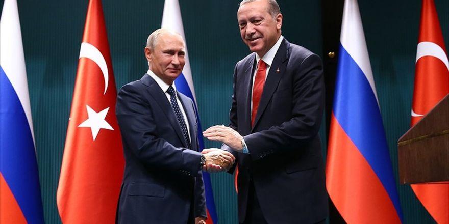 Erdoğan-Putin Dostluğu Ortadoğu'da Barışı Getirecek