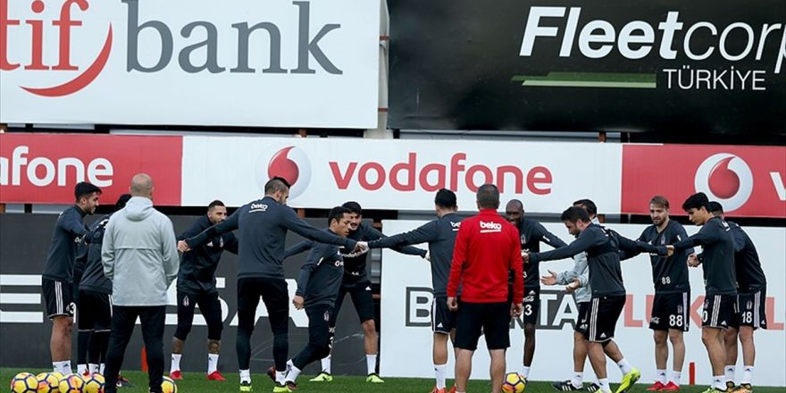 Beşiktaş'da Gözler Uefa Şampiyonlar Ligi'ne Çevrildi