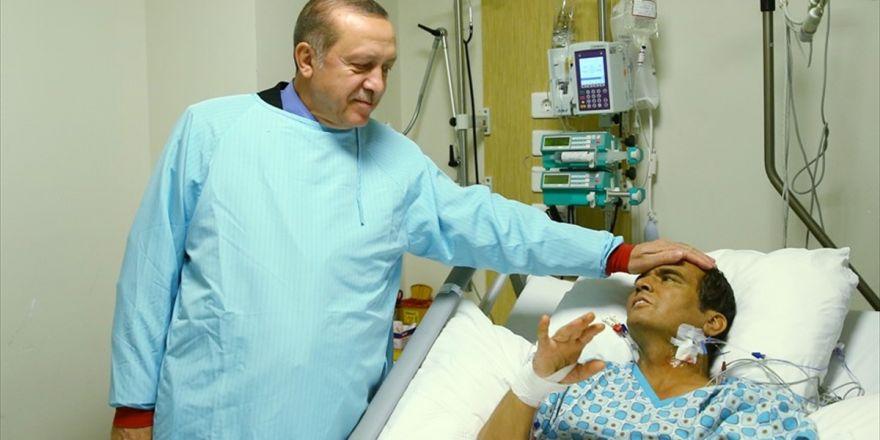 Cumhurbaşkanı Erdoğan: Naim Süleymanoğlu, Her Zaman Sevgi Ve Saygıyla Yad Edilecektir
