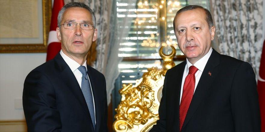 Nato Genel Sekreteri, Cumhurbaşkanı Erdoğan'dan Özür Diledi