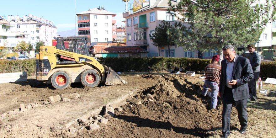 Seydişehir'de şehit ve gazi ailelerine yeni bina