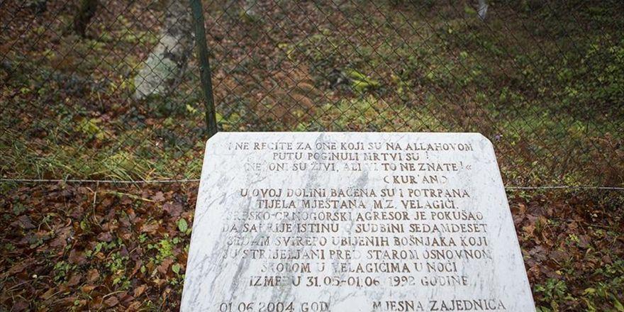 'Bosna'daki İlk Soykırım Kljuc Şehrinde Yapıldı'