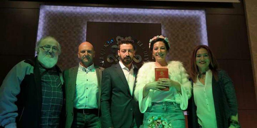 Mustafa Atay, nikah şahidi oldu