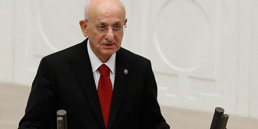 İsmail Kahraman, Yeniden TBMM Başkanı