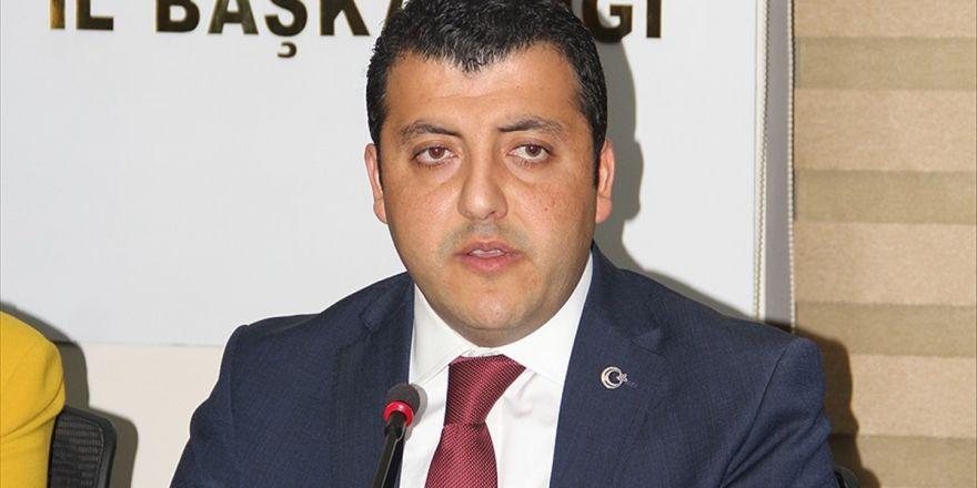 Ak Parti Hatay İl Başkanı Atıç, Görevinden İstifa Etti