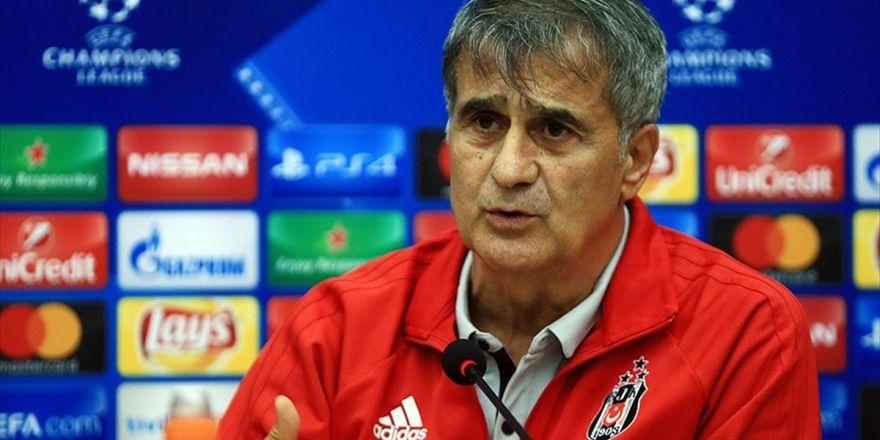 Beşiktaş Teknik Direktörü Güneş: Bizden Beklenen Sonucu Almak İstiyoruz