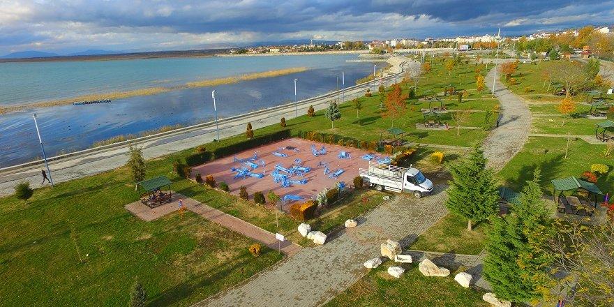 Beyşehir'in 4 Mahallesine 4 Yeni Park Kazandırılıyor