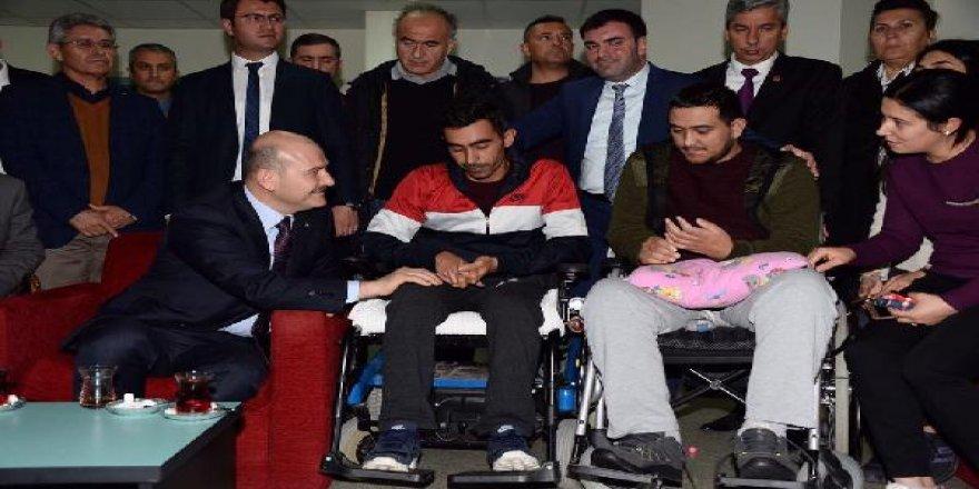Trafikte saldırıya uğrayan Gazi, Konyaspor maçının onur konuğu olacak