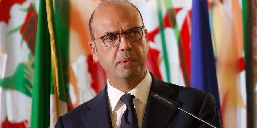 İtalya Dışişleri Bakanı Alfano: O An, Türkiye'nin Egemenliğini Savundum
