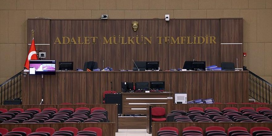 '25 Aralık Darbeye Teşebbüs' Davasına Devam Edildi