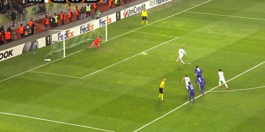 Konyaspor 1 - Marsilya 1 (MS)