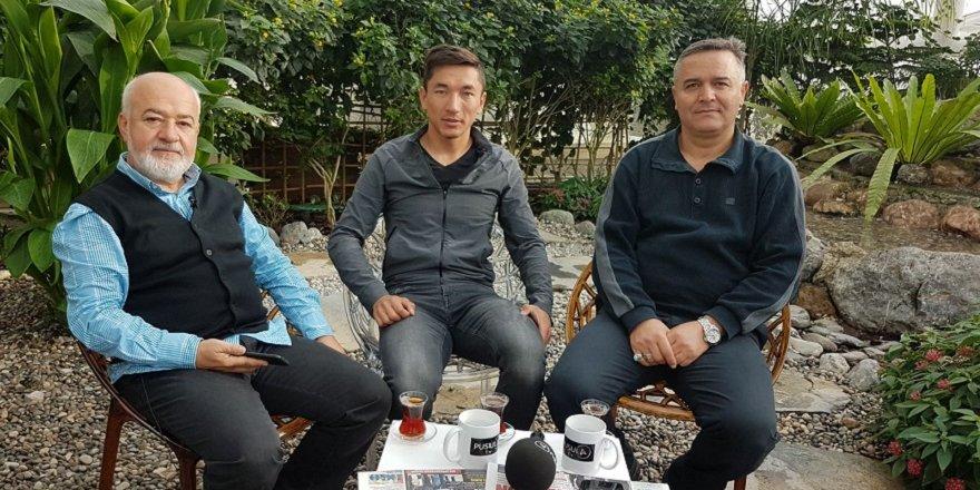 Türk formamla İsrail'de olmak gurur vericiydi