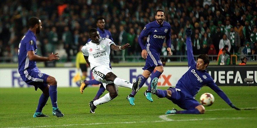 Konyaspor Marsilya maçından önemli notlar