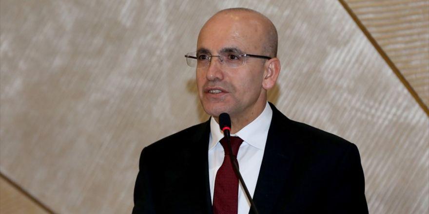 Şimşek, Rus Yatırımcıları Türkiye'ye Davet Etti