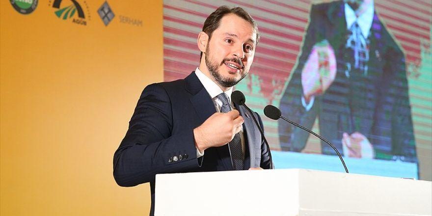 Enerji Ve Tabii Kaynaklar Bakanı Albayrak: Madencilikte Yeni Bir Model Hayata Geçirilecek