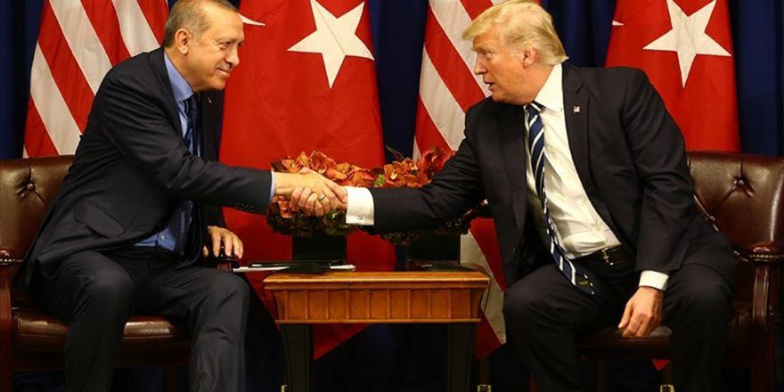 Trump İle Erdoğan Telefonda Görüşecek