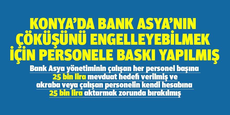 FETÖ'den Bank Asya Çalışanlarına Mobbing