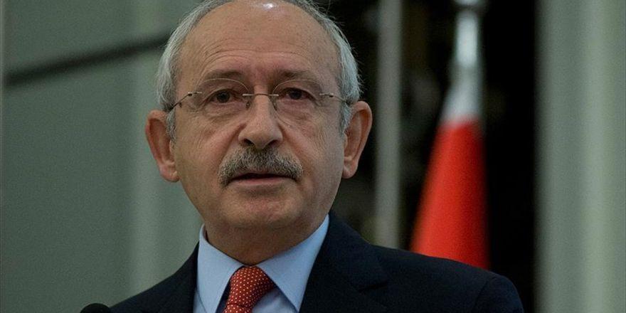 Kılıçdaroğlu Mevlit Kandili'ni Kutladı