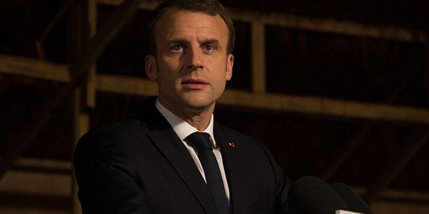 Macron, Burkina Faso'yu Karıştırdı