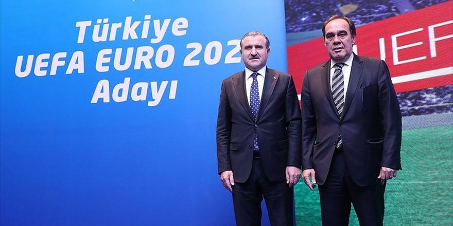Gençlik Ve Spor Bakanı Bak: Euro 2024 Türkiye'ye Yakışır