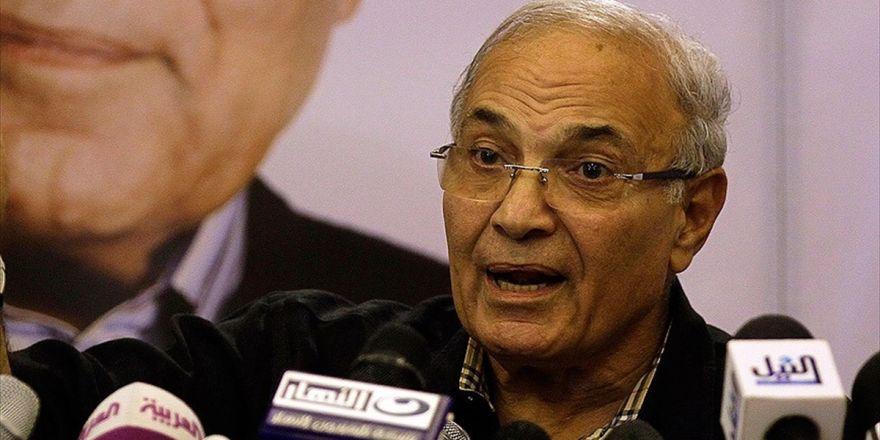 Mısır'da Ahmed Şefik 2018'de Cumhurbaşkanlığına Aday