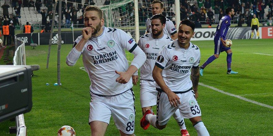 Konyaspor revire döndü