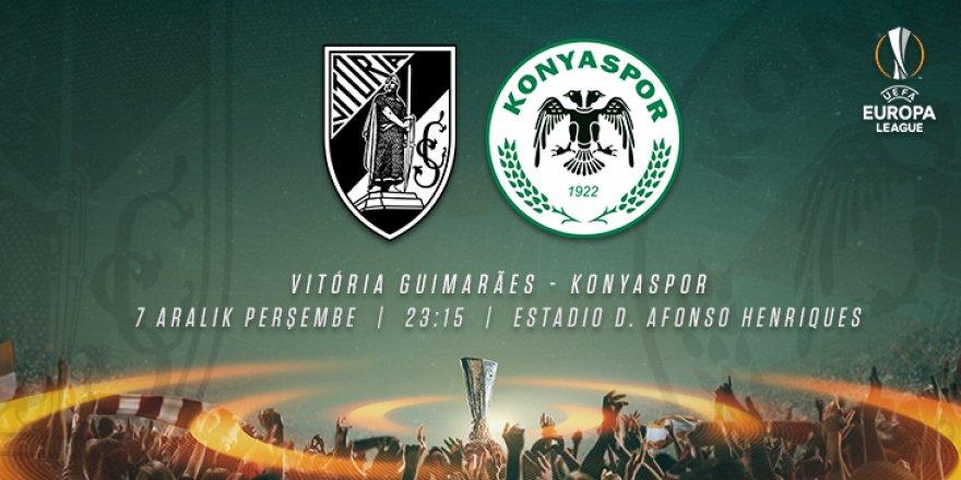 Vitoria Guimares-Konyaspor UEFA Avrupa Ligi Maçı Bilet Fiyatları