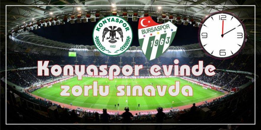 Atiker Konyaspor-Bursaspor
