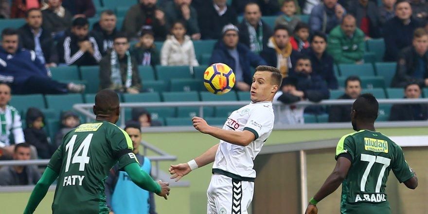 Konyaspor kabus gördü: 0-3