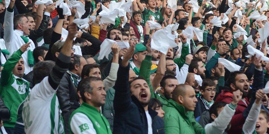 PFDK, Konyaspor tribünlerini kapattı