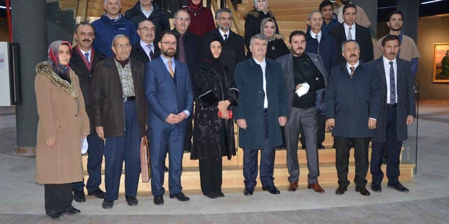 Anadolu Rönesansı'nın merkezi Konya'dır!