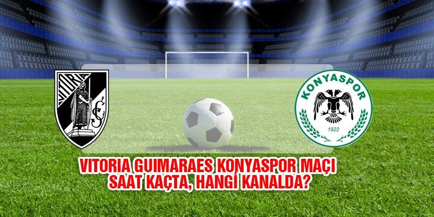 Vitoria Guimares-Konyaspor saat kaçta, hangi kanalda?