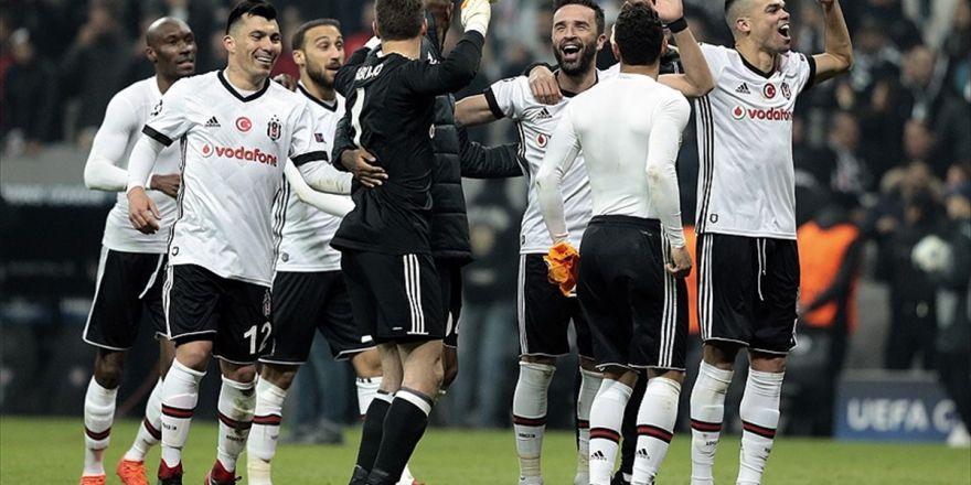 Beşiktaş, Şampiyonlar Ligi'nde Para Basıyor