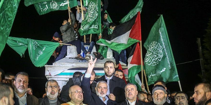 Hamas'tan 'Kudüs İçin Yeni İntifada' Çağrısı
