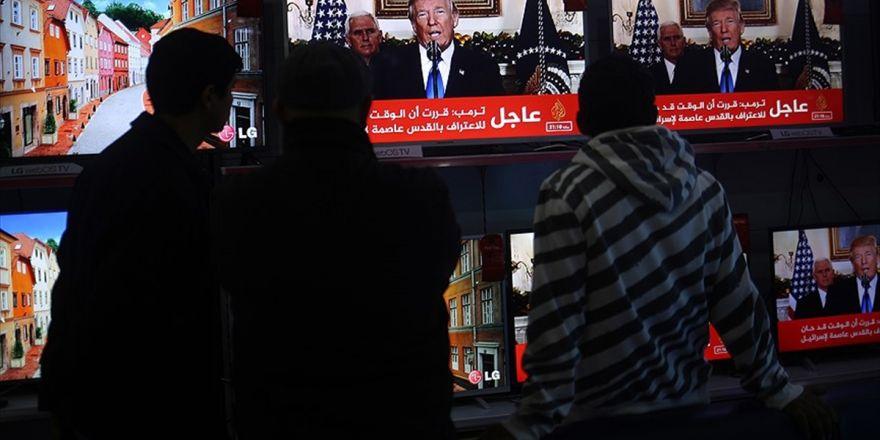 'Trump Kudüs'ü İç Politikaya Alet Etti'