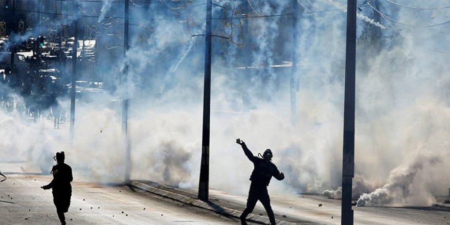 Kudüs, Batı Şeria ve Gazze'de protesto ve çatışma