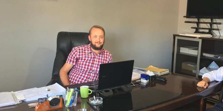 İşadamı Hamza Tunalı Kaza Geçirdi