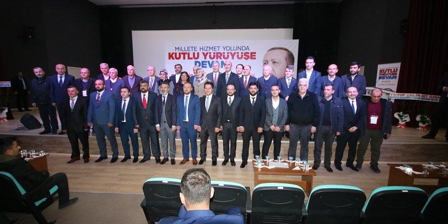 Ak Parti Beyşehir 6. Olağan Genel Kurulu Yapıldı