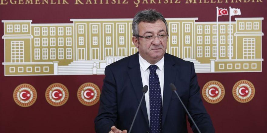 Chp Grup Başkanvekili Altay: İçişleri Bakanı, Hukuk Dışına Çıkmıştır