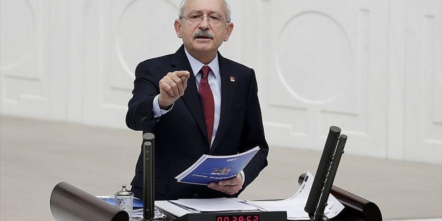 Chp Genel Başkanı Kılıçdaroğlu: Ağzından Haram Lokma İnen Belediye Başkanını Yaşatmam