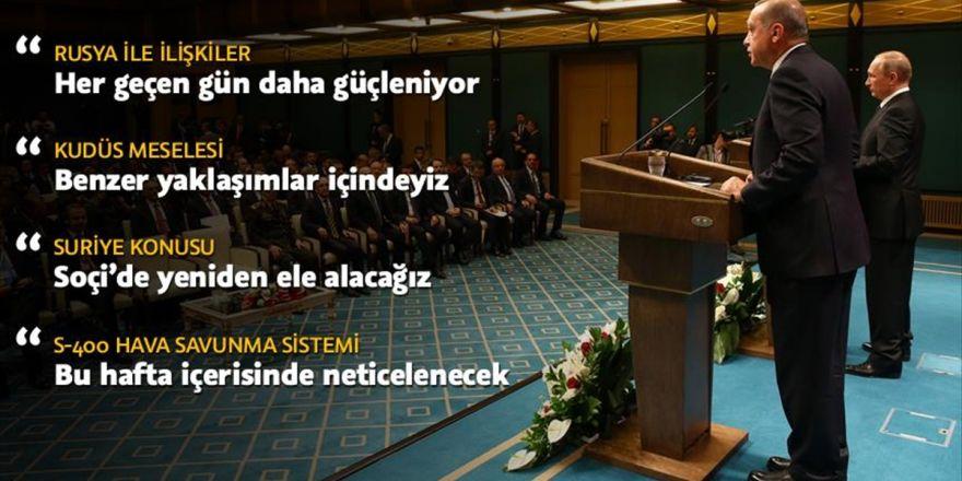 'Türkiye-rusya İşbirliği Her Geçen Gün Daha Da Güçleniyor'