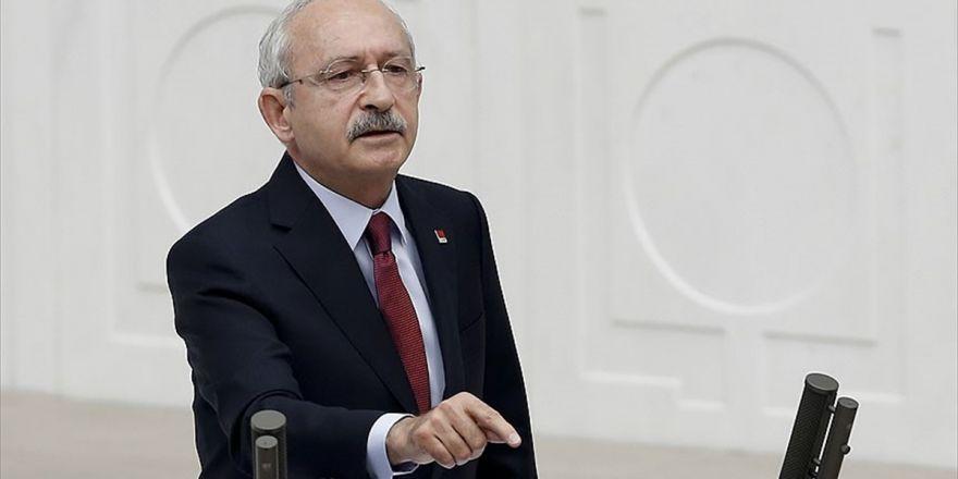 Chp'den Kılıçdaroğlu Ve Yakınları İçin Araştırma Önergesi