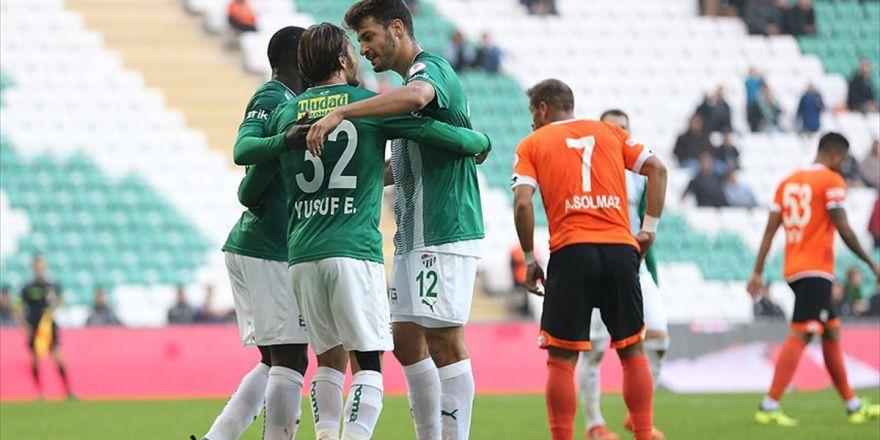 Bursaspor Son 16 Turuna Yükseldi
